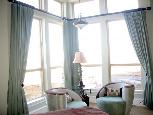Curtains For High Ceiling Windows