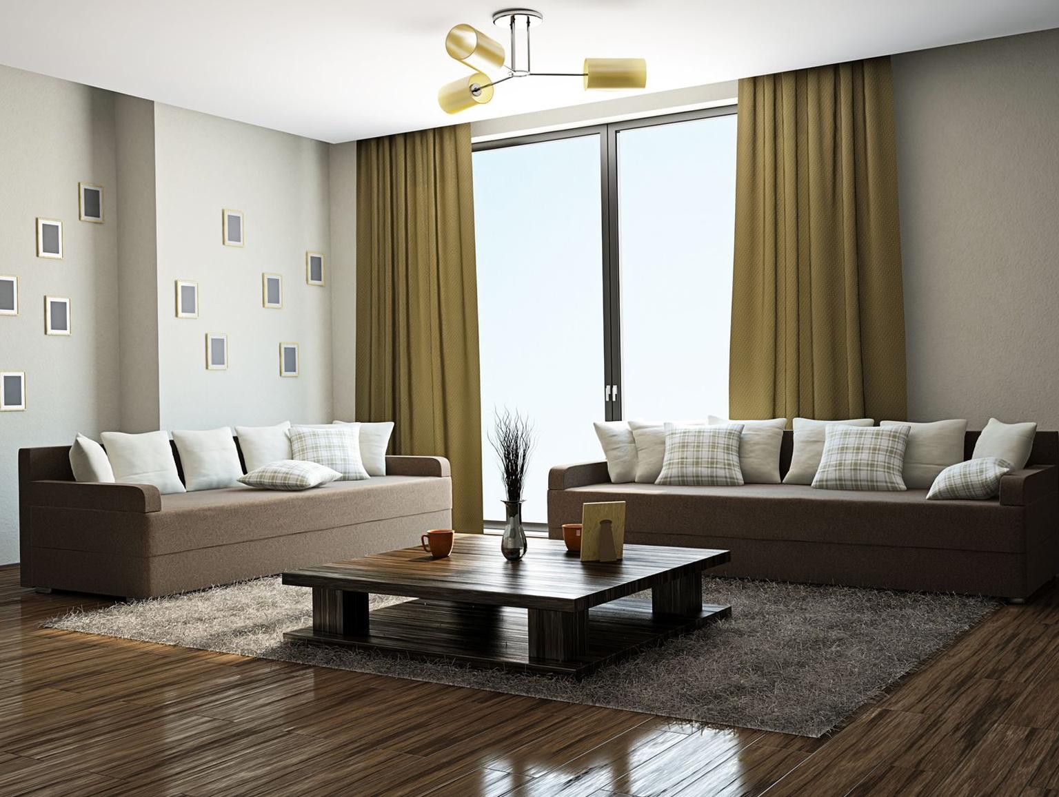Curtains To Match Chocolate Brown Sofa Home Design Ideas