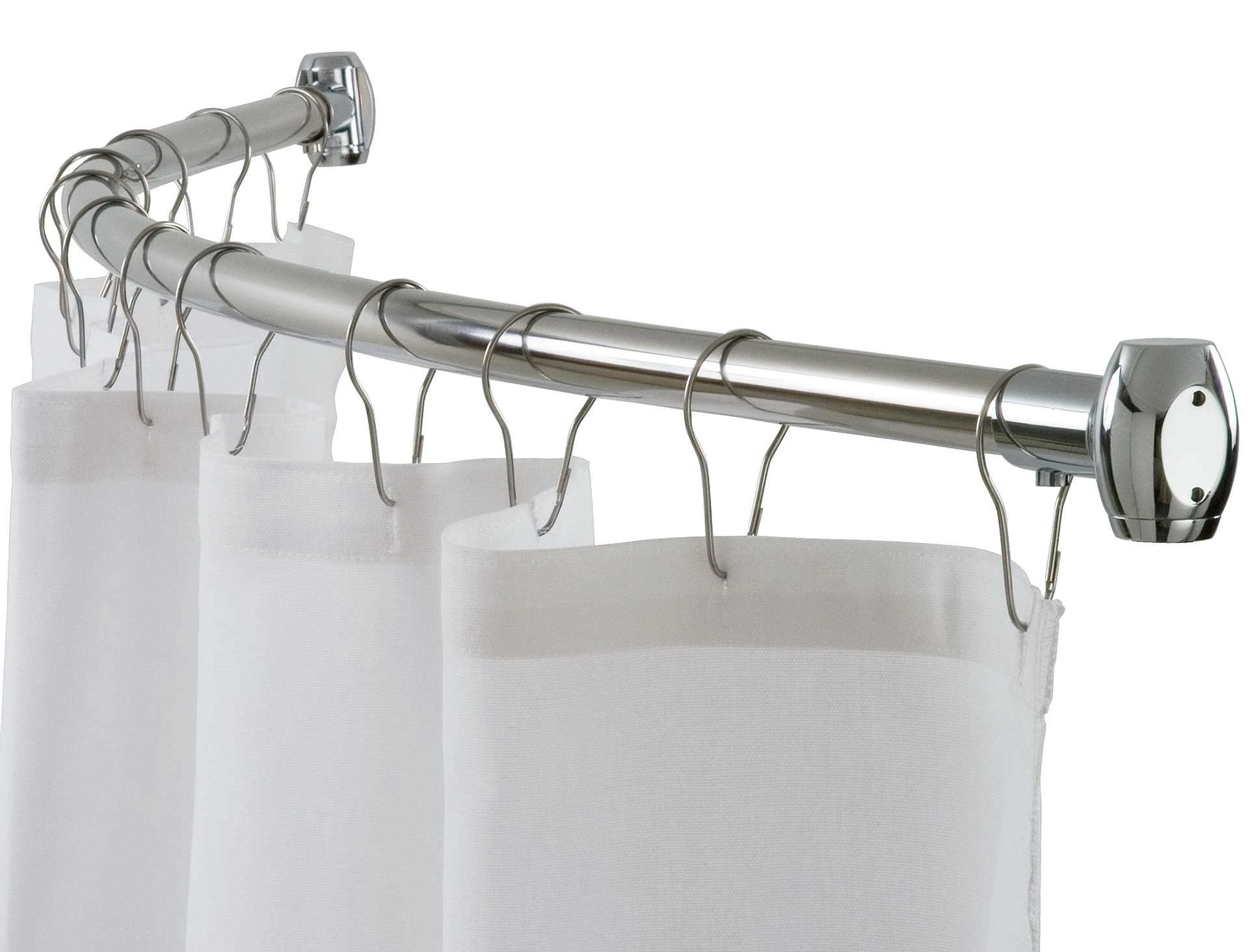 Curved Curtain Track System