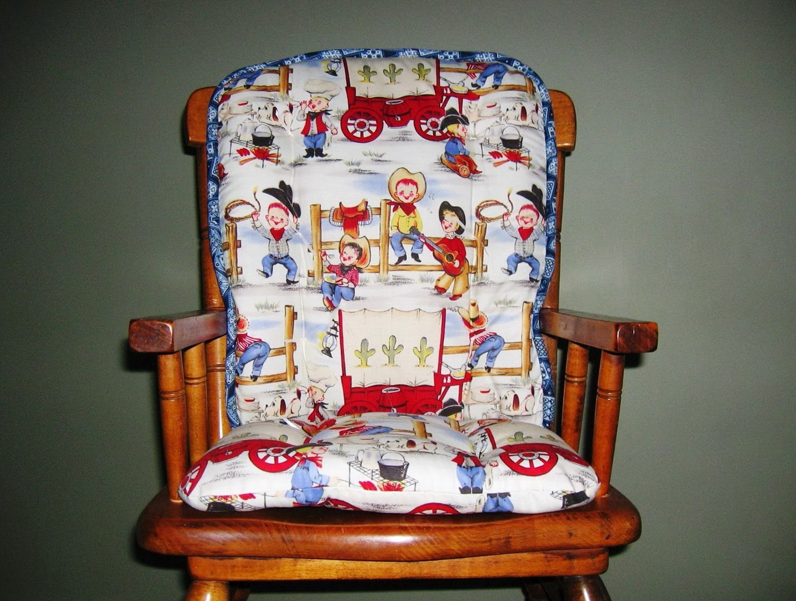 Cushion For Child's Rocking Chair
