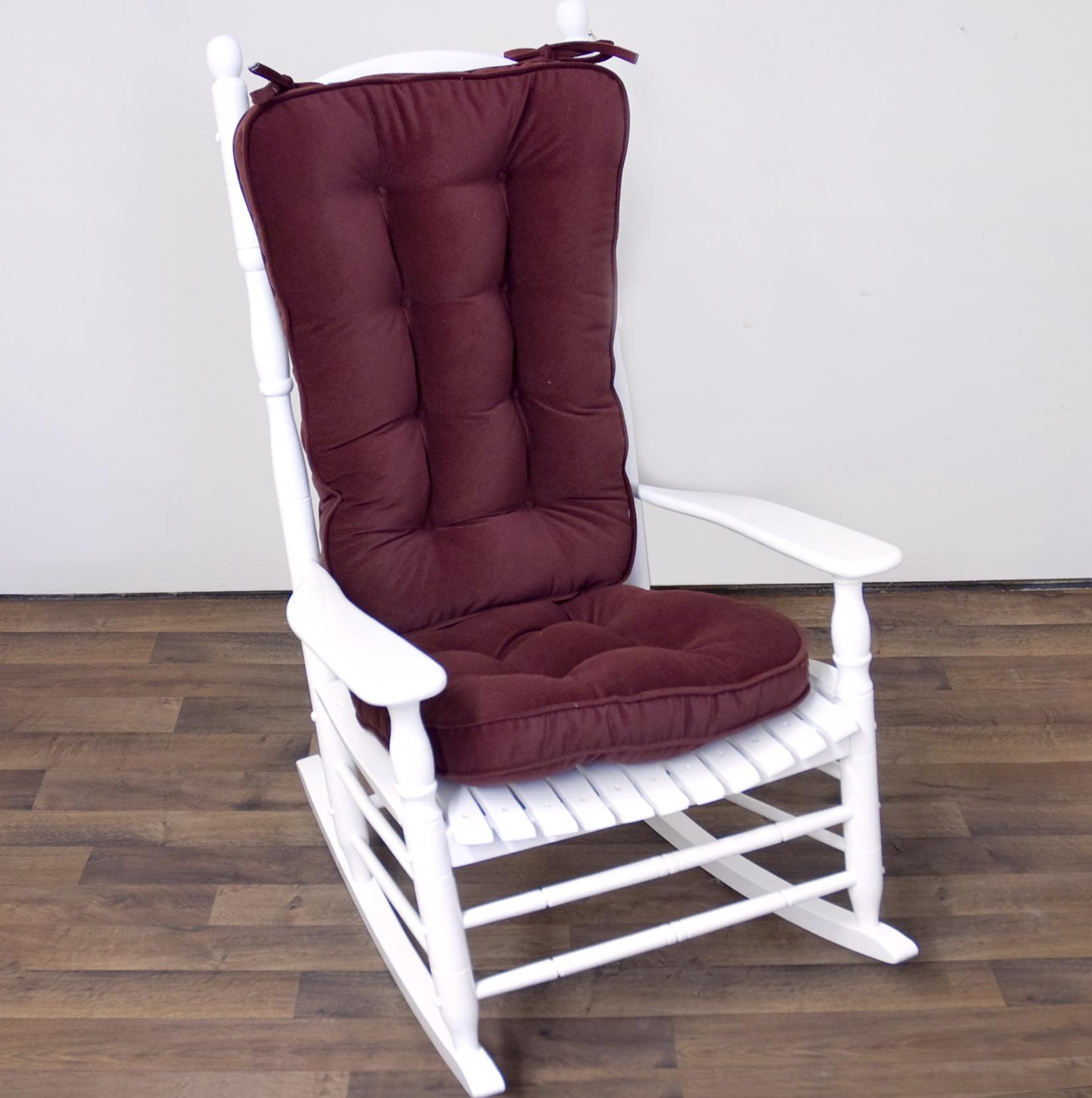 Cushioned Rocking Chair Uk