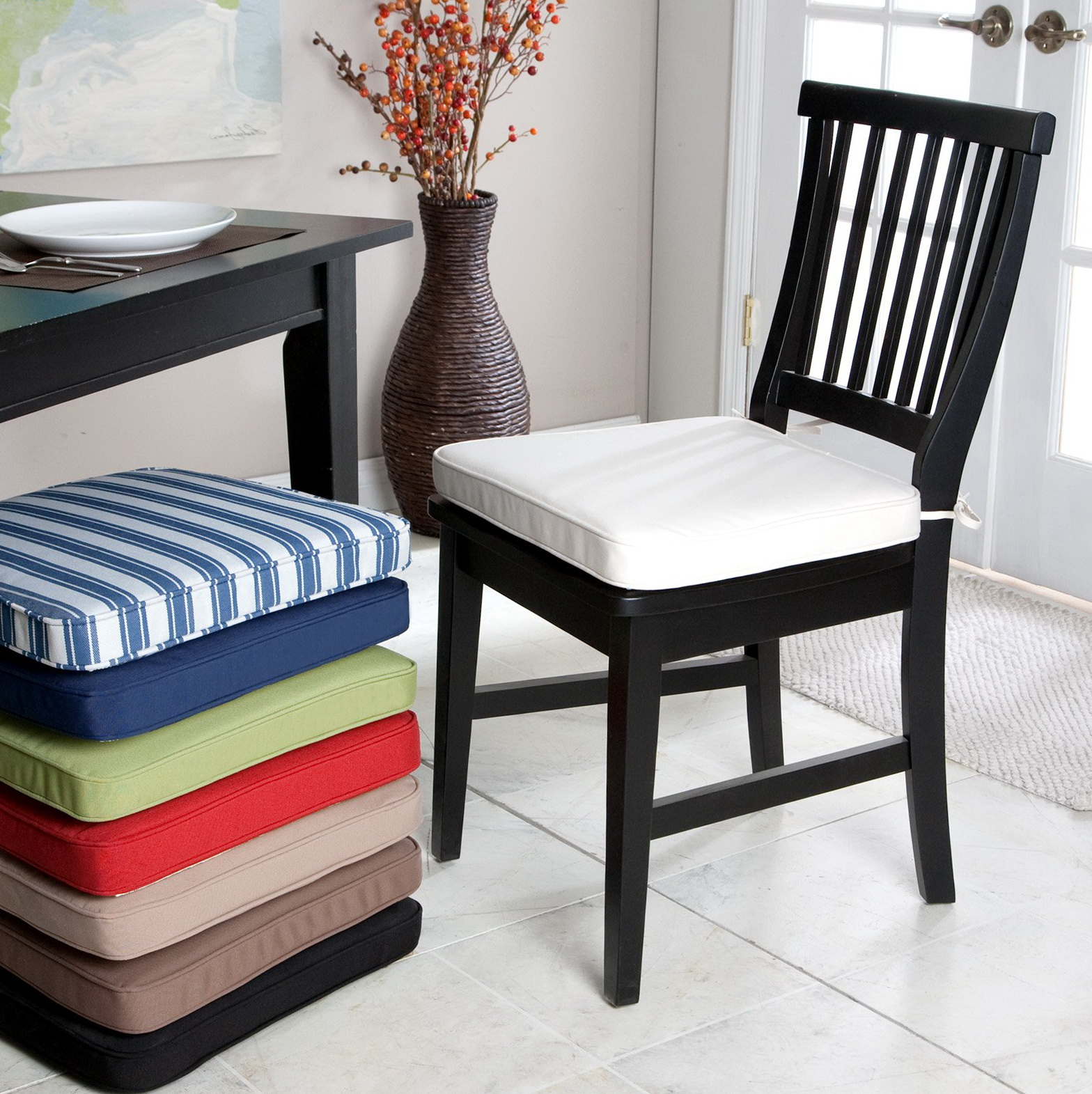 Cushions For Kitchen Chairs Walmart Home Design Ideas