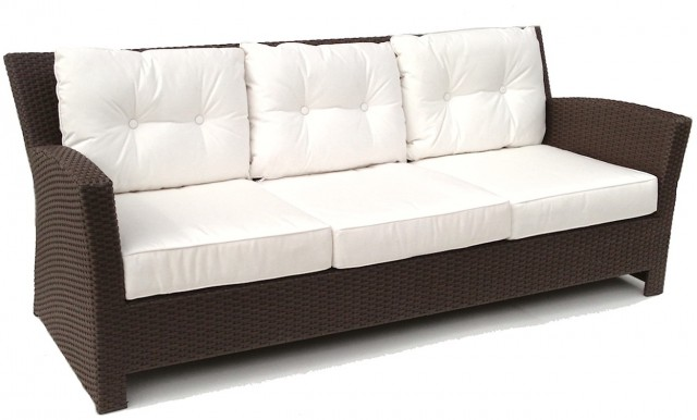 Cushions For Wicker Chairs And Loveseat
