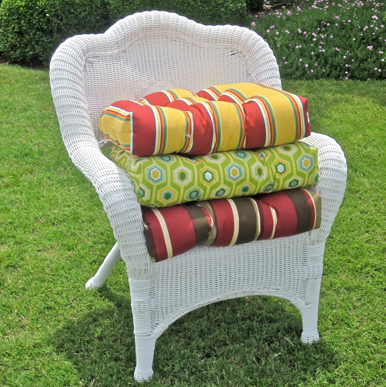 Cushions For Wicker Chairs Outdoor