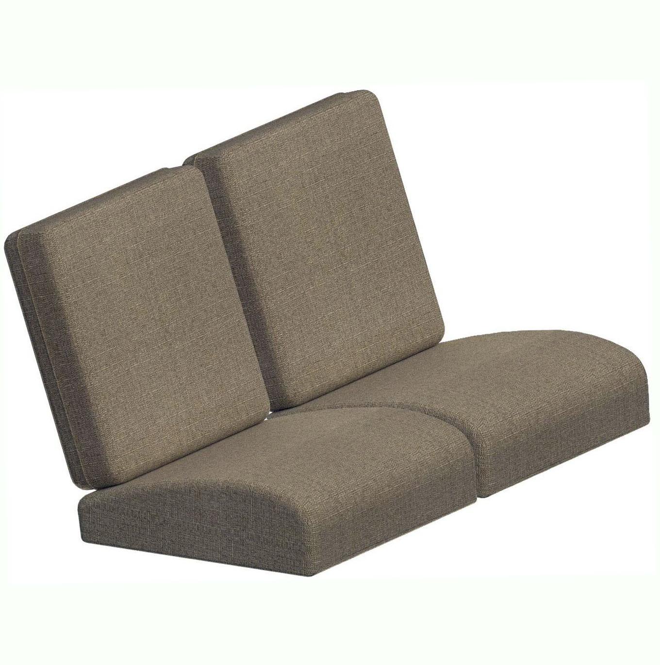Deep Seat Cushion Set