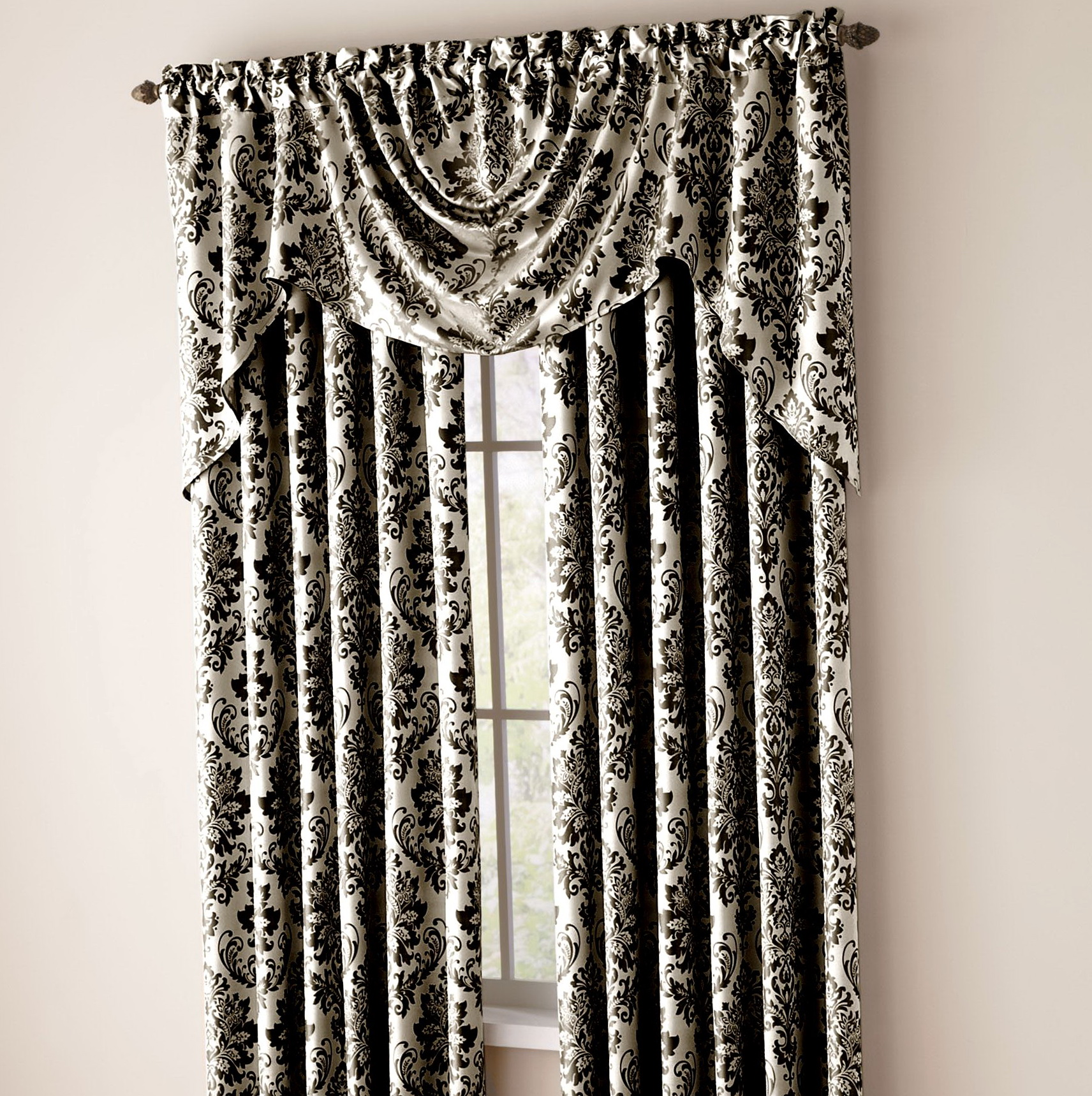 Discount Window Curtains And Drapes Home Design Ideas