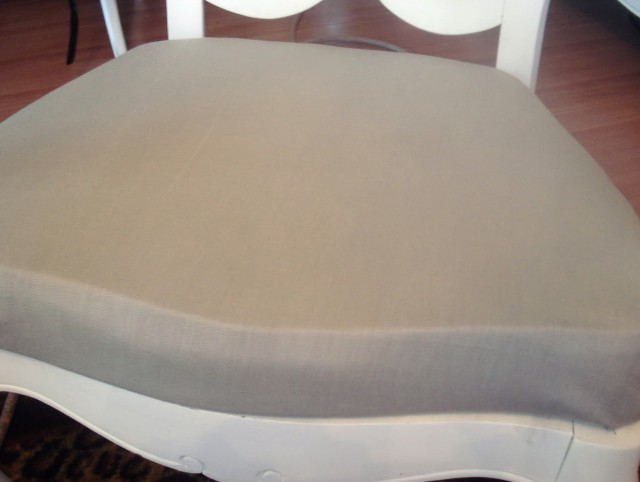 Diy Dining Chair Cushions