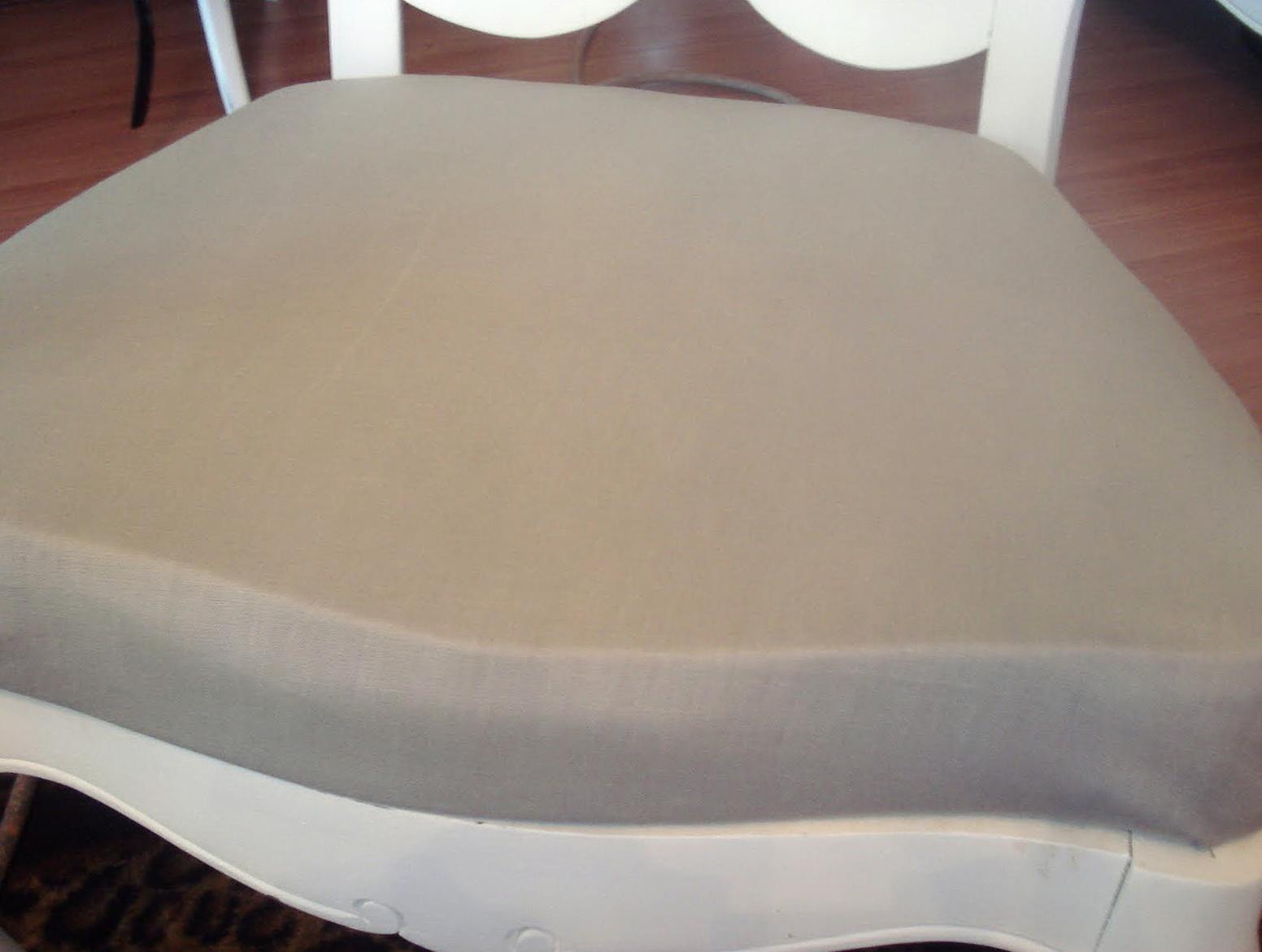 Diy Dining Chair Cushions