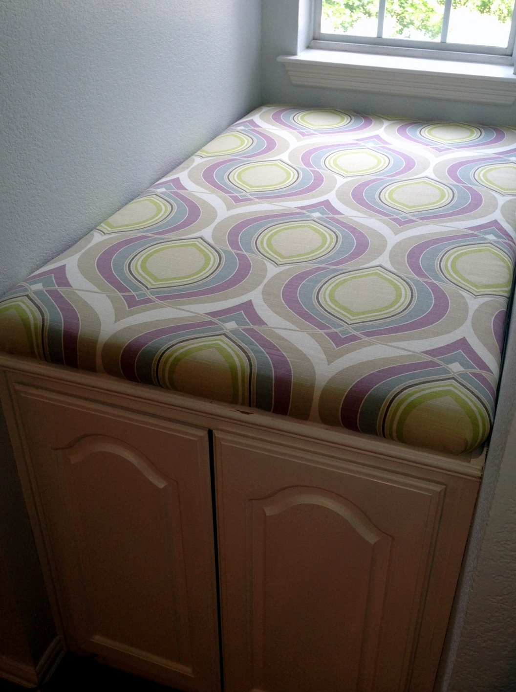 Diy Window Seat Cushion No Sew