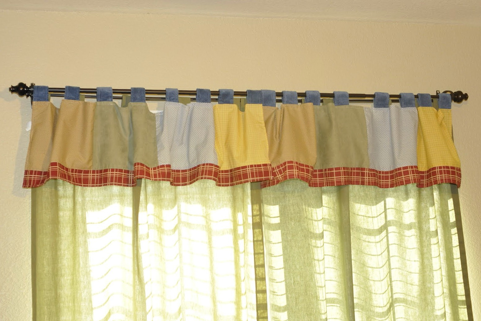 Double Sheer Curtain Ideas Home Design Ideas