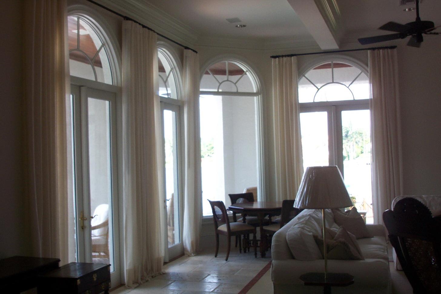 Extra Long Curtain Panels 144