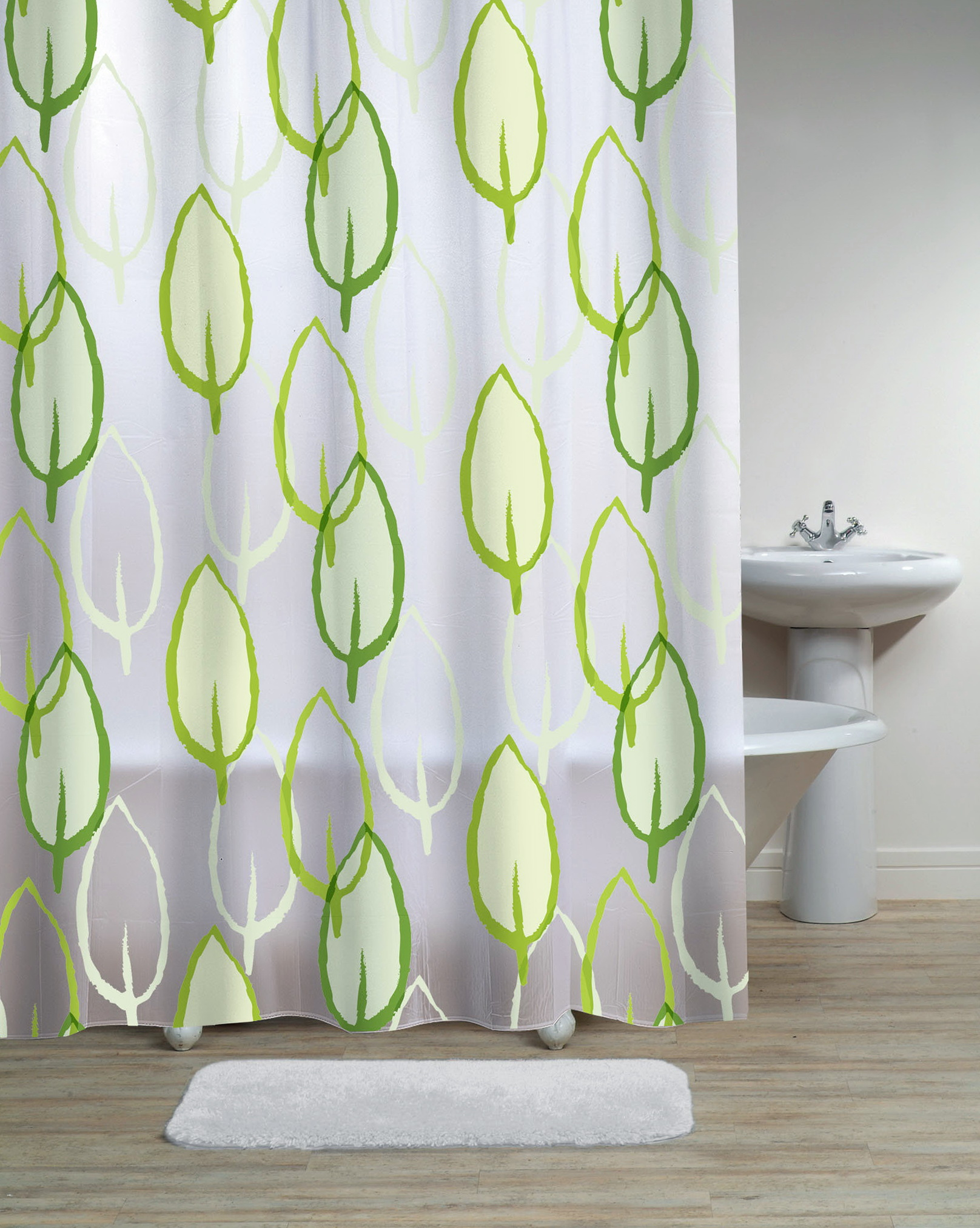 Extra Long Shower Curtain Design