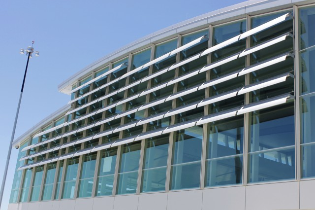 Frameless Curtain Wall Details