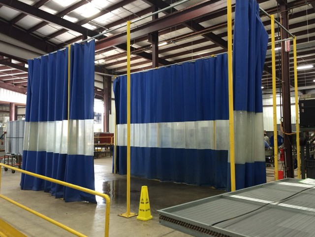 Free Standing Curtain Room Dividers
