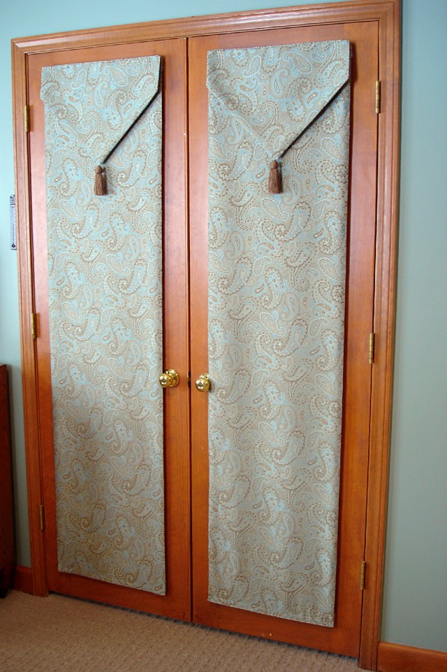 French Doors Curtains Ideas