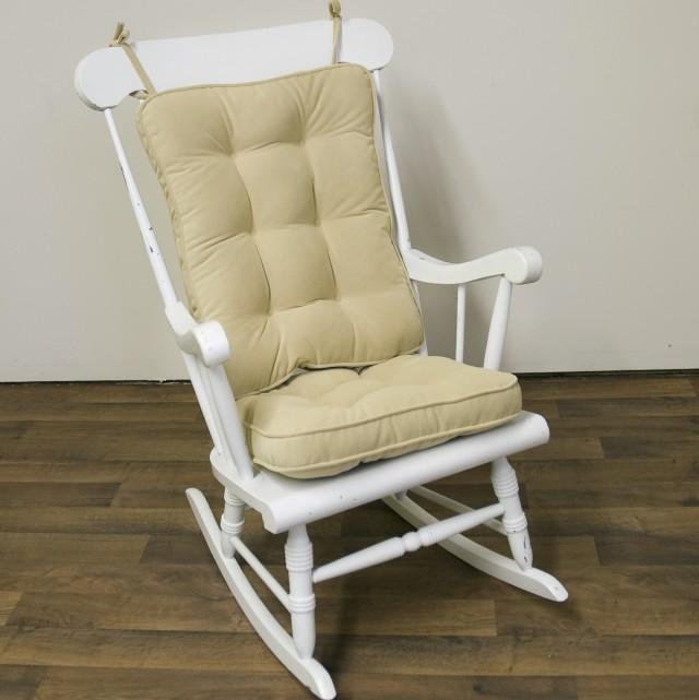 Glider Rocker Cushion Set