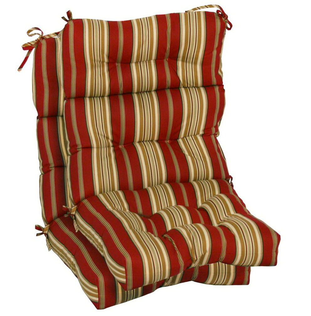High Back Outdoor Chair Cushions Australia Home Design Ideas