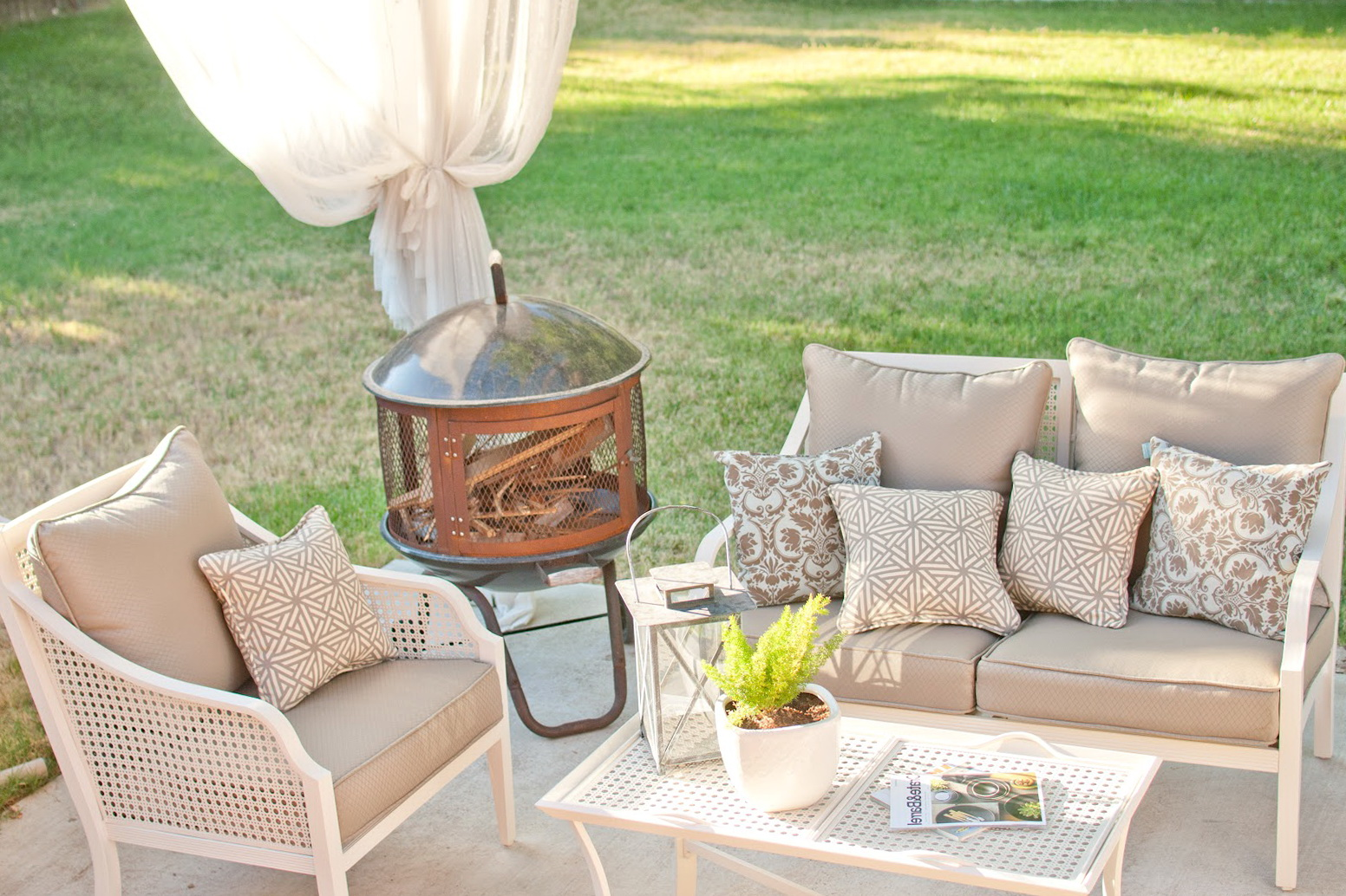 Home Depot Cushions For Outdoor Furniture