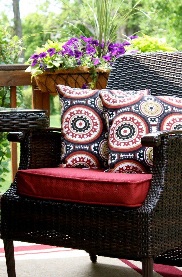 Home Depot Outdoor Cushions