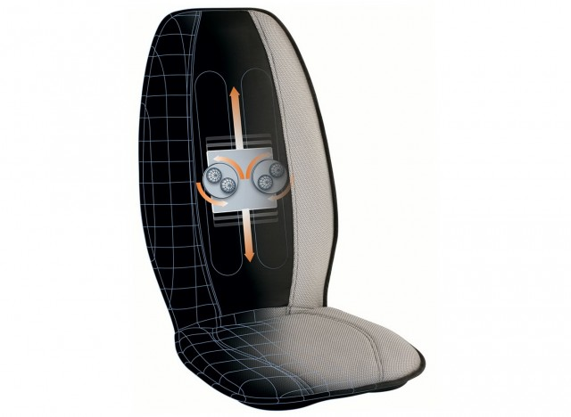 Homedics Shiatsu Massaging Cushion Sbm 300