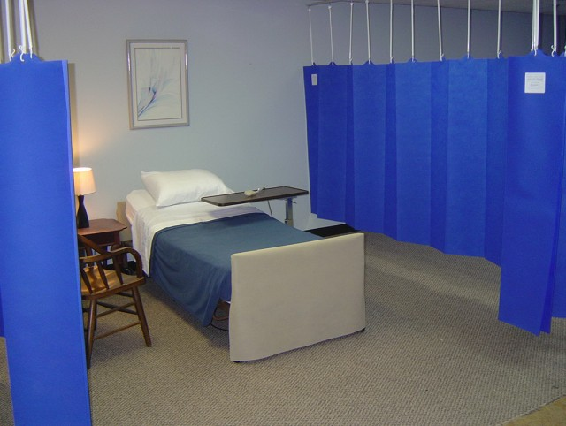 Hospital Privacy Curtains Infection Control