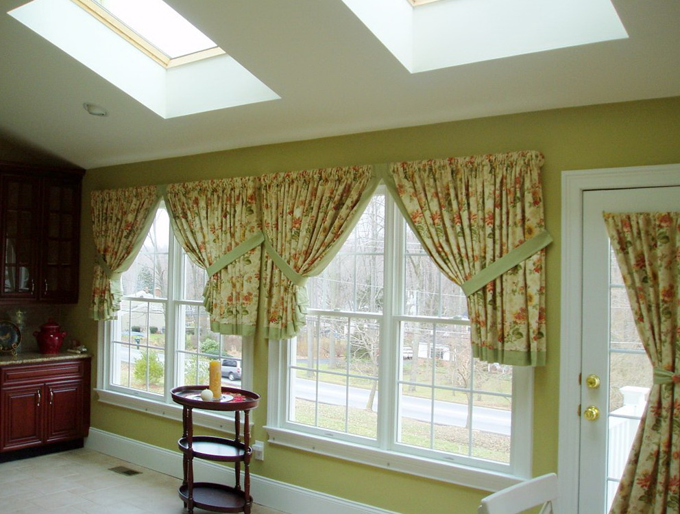 Hourglass Curtains French Doors