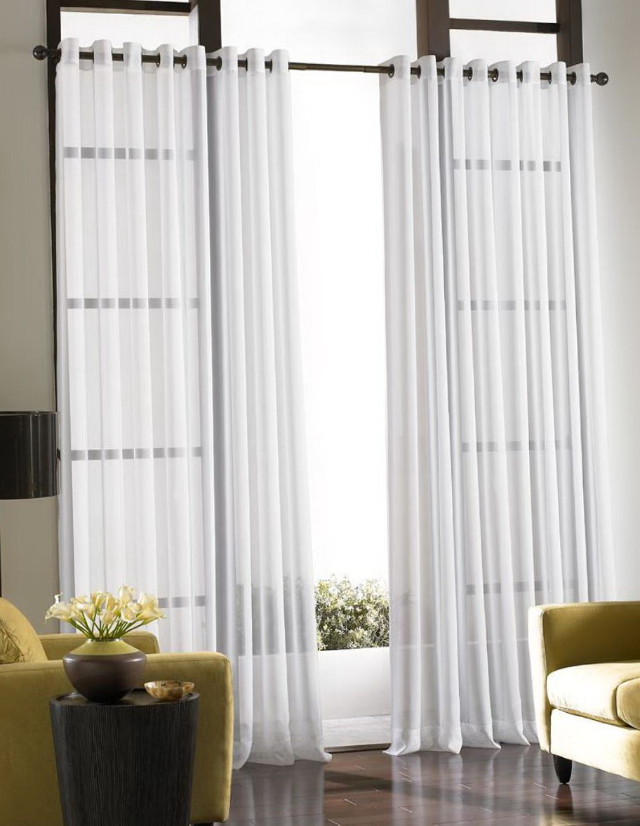 Ideas For Curtains For Large Windows