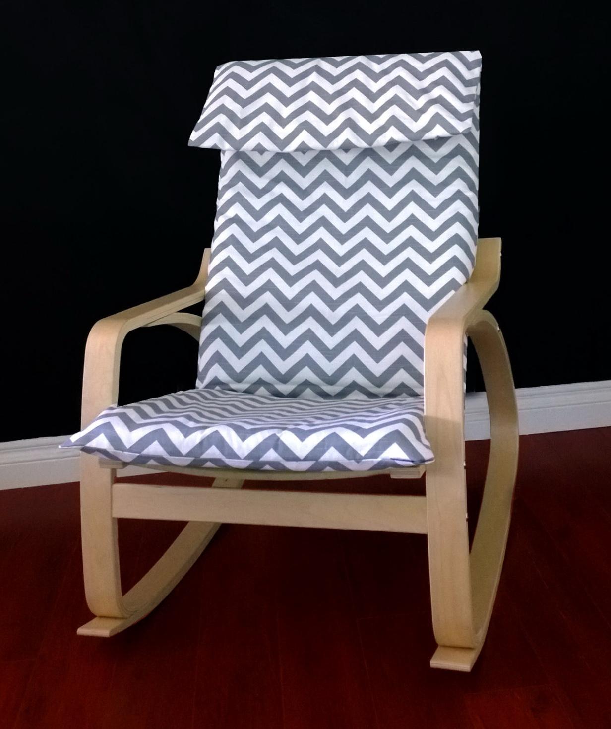 Ikea Poang Chair Cushion Cover