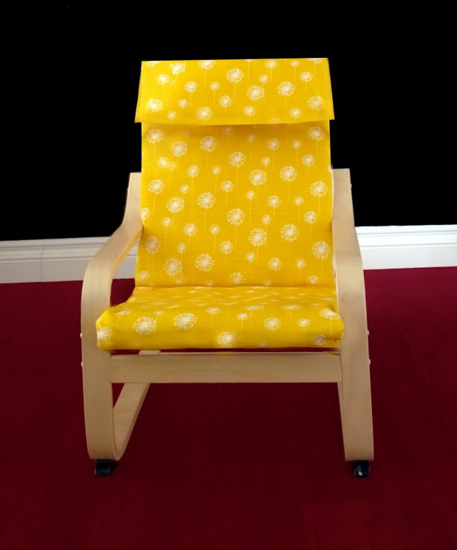 Ikea Poang Chair Cushion Diy