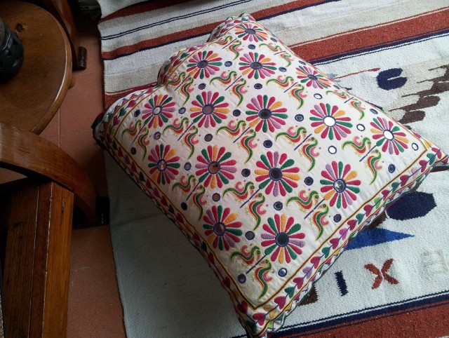 Indian Floor Cushions For Sale