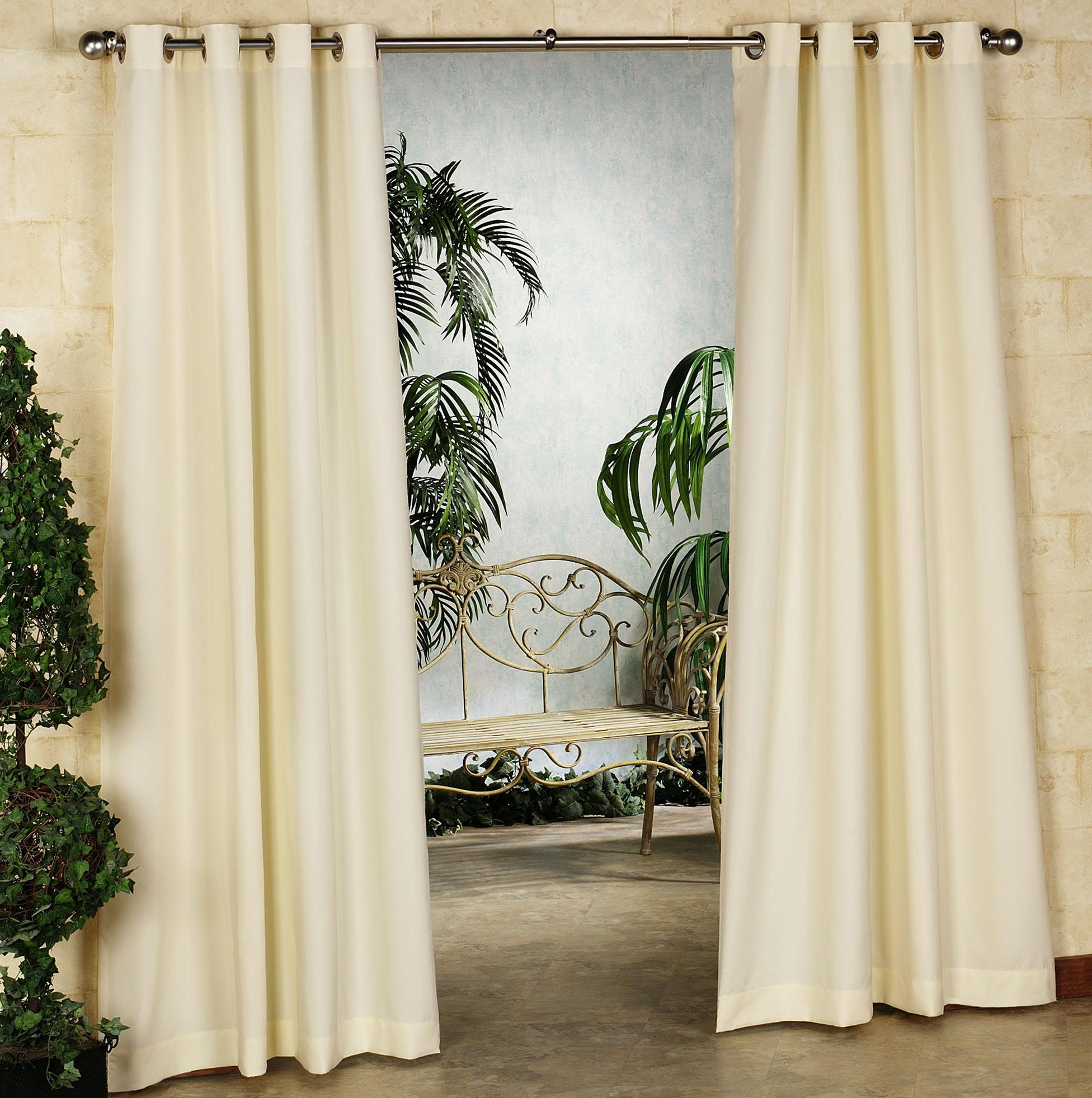 Indoor Outdoor Curtains Walmart