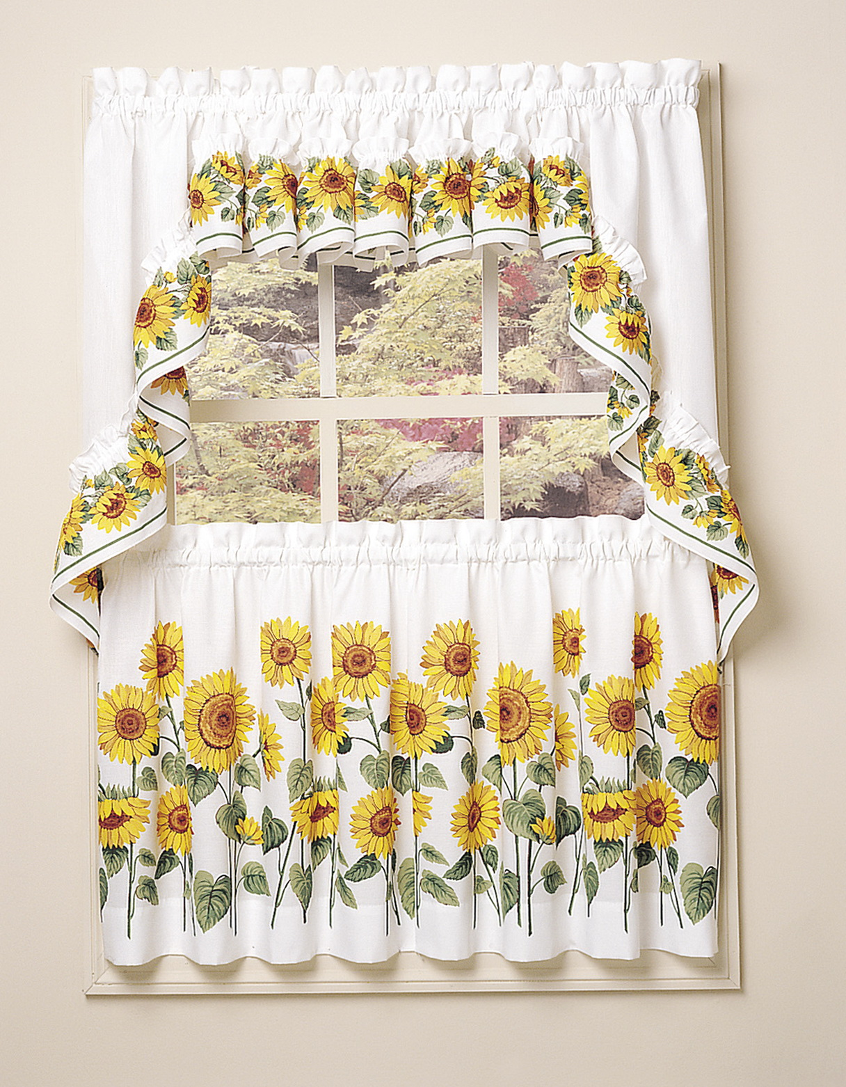 Cheap kitchen curtains sets
