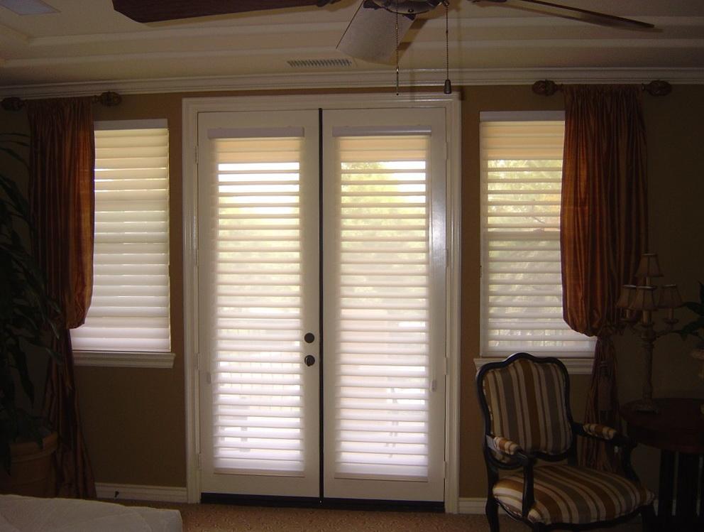 Kitchen Sliding Glass Door Curtain Ideas