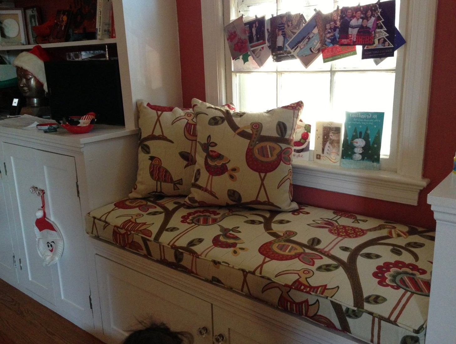 Kitchen Table Seat Cushions Home Design Ideas