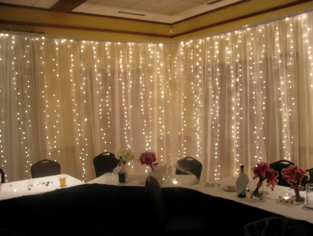 Led Video Curtain Rental