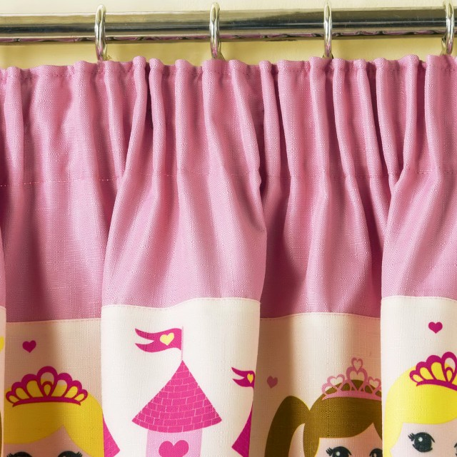 Light Pink Blackout Curtains Uk