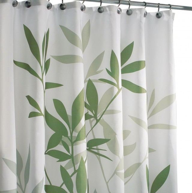 Lime Green Patterned Curtains