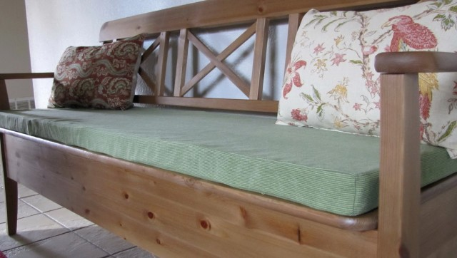 Long Bench Cushions Outdoor