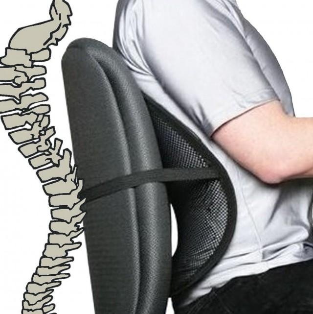 Lumbar Seat Cushion Lower Back