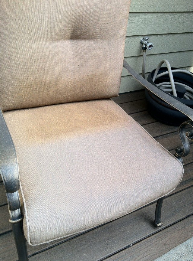 Martha Stewart Patio Cushions Cleaning