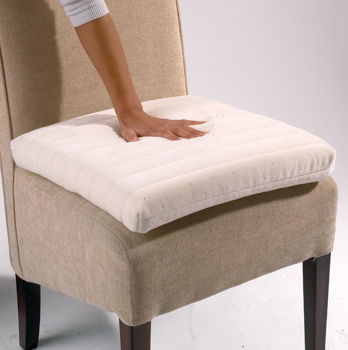 memory foam chair cushion home design ideas. Black Bedroom Furniture Sets. Home Design Ideas