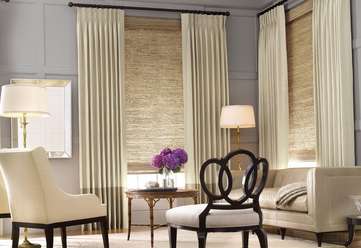 Modern Contemporary Window Curtains