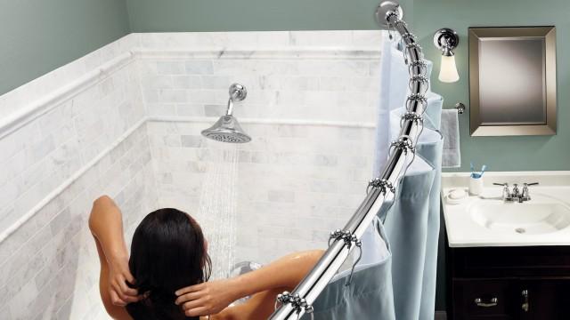 Moen Shower Curtain Rod Reviews
