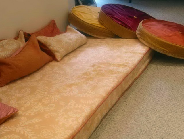 Moroccan Floor Cushions Diy