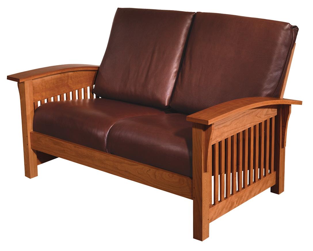 Morris Chair Cushions Leather Home Design Ideas