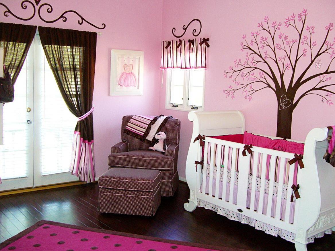 Nursery Curtains Girl Uk