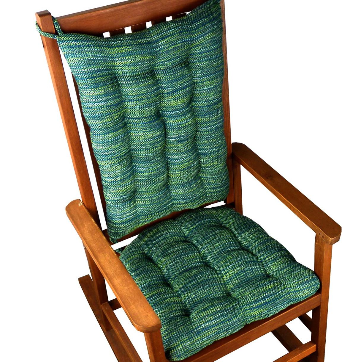 Nursery Rocking Chair Cushions Set