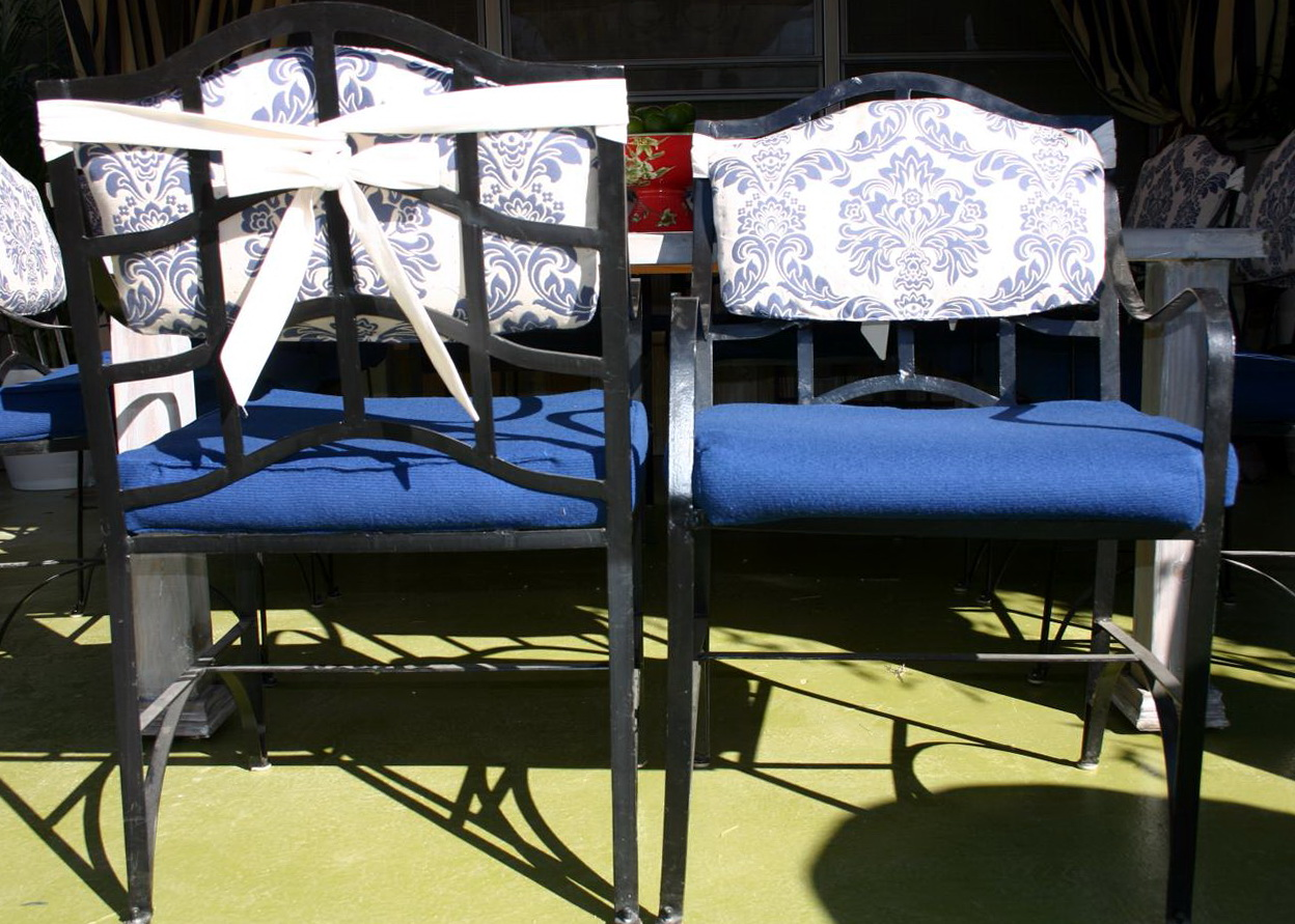 Outdoor chair cushion covers australia home design ideas for Garden furniture covers australia
