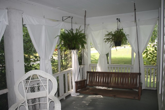 Outdoor Curtains For Pergola Uk