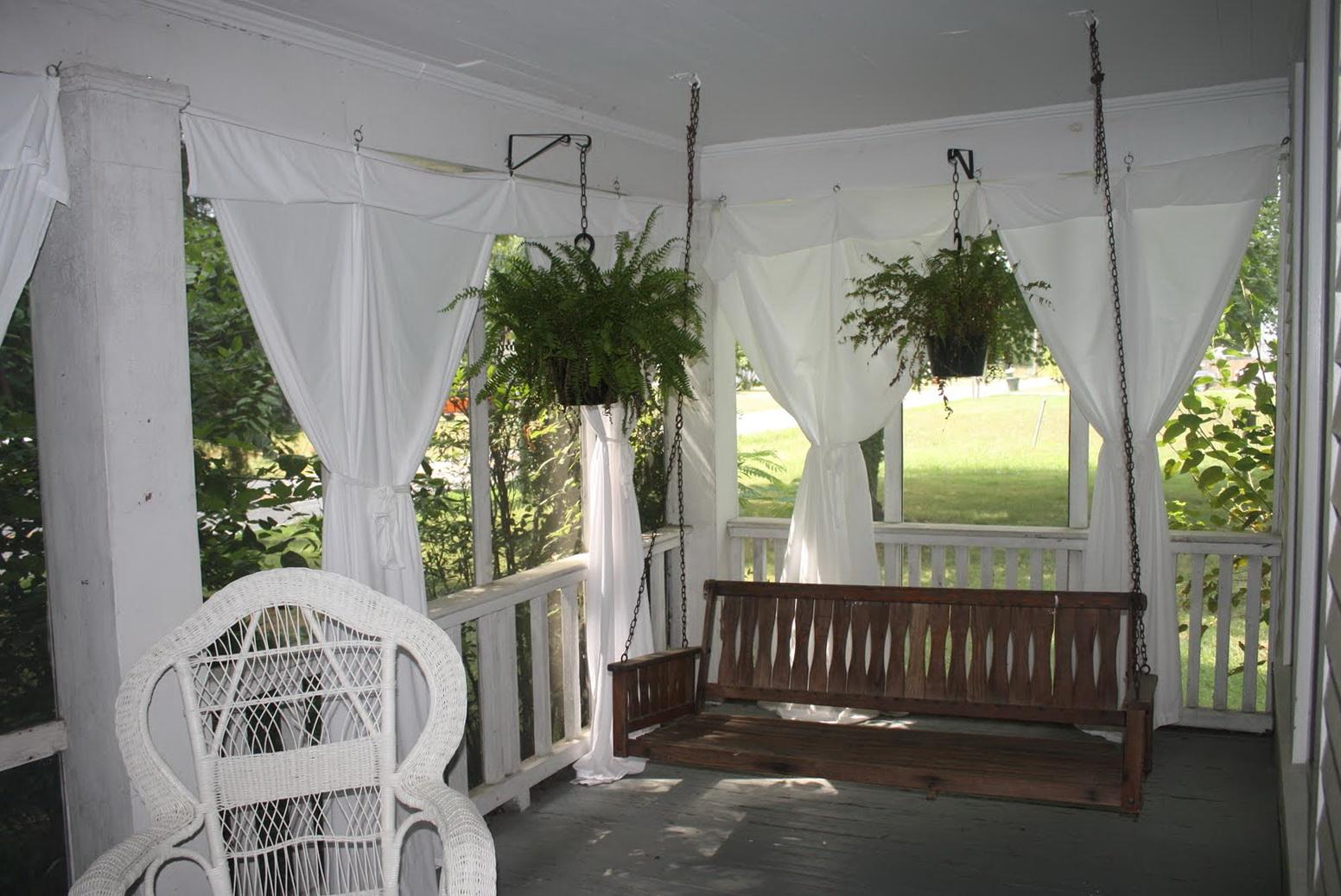 Outdoor Curtains For Pergola Uk